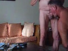 Older men vidz playing each  super other's cock