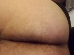 Using inflatable vidz butt plug,  super double anal prep