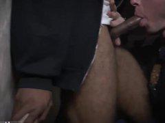 Gay emo vidz cop sex  super Suspect on the Run, Gets