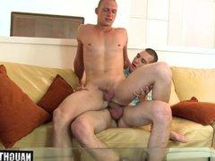Big dick vidz daddy anal  super sex with facial