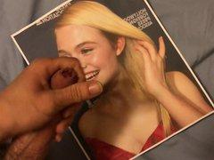 Elle Fanning vidz 19th birthday  super cumpilation