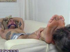 Aussie in vidz foot short  super free gay porn hot toe