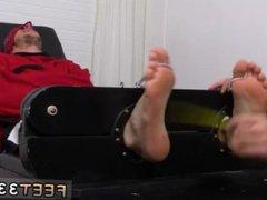 Teen foot vidz fetish gay  super porno free clip Kenny