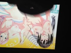 Hentai Girls vidz anime cum  super tribute