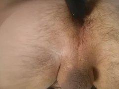 Vibrator in vidz my hole