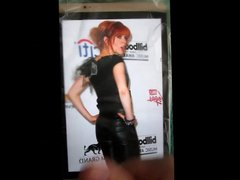 Lindsey Stirling's vidz ass cum  super tribute 2