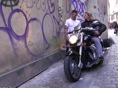 He ask vidz hunky hetero  super biker play gay game