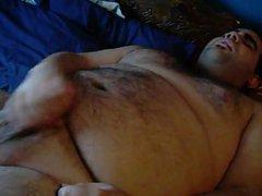 chubby hairy vidz bear cumming