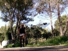 Walk with vidz rosebud