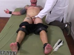 Gay feet vidz stomach fetish  super Clint Gets Naked