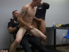 Hot hung vidz nude cops  super gay Two daddies are