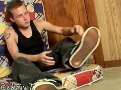 Marine feet vidz gay tube  super Blowing Bubbles With