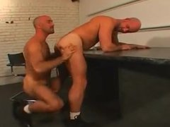 Gay cock vidz asshole plugging  super by this big dick lover