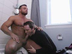 Maskurbate Str8 vidz Roomie Agrees  super to be Gay Playtoy!