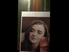 Cum tribute vidz to Maisie  super Williams (no.6)