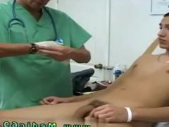 Boy gets vidz medical exam  super gay I find