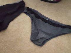 Wife's dirty vidz panties