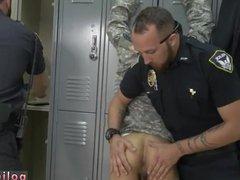 Old police vidz man gay  super sex Stolen Valor