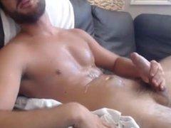 Webcam bear vidz cumshot