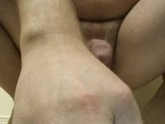 Prostate milking vidz massage with  super huge cum load