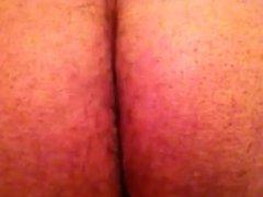 Tickling My vidz Butthole
