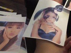 Ariana Grande vidz Cum Tribute  super 31