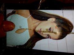 Ariana Grande vidz Cum Tribute