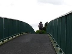 Flashing on vidz motorway bridge  super part 2