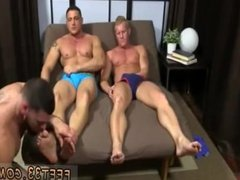 Ass feet vidz licking boy  super hot hairy men gay
