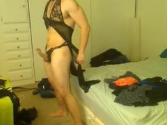 hot asian vidz guy interracial  super blonde girl pussy 4