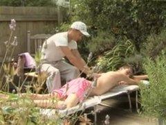 Wayne Virgo vidz and Marc  super Laurent in the movie Shank