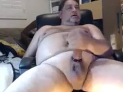Wanking and vidz Cum Shot