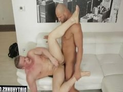 Muscle gay vidz rough sex  super with cum in mouth