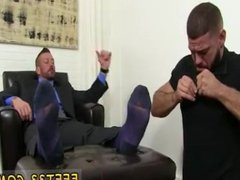 Feet boys vidz gay porn  super Ricky Larkin is