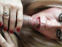 Blowjob from vidz Vanessa