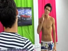 Gay twinks vidz first time  super tale Brendan and