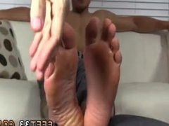 Gay group vidz sex bilder  super Tommy's feet are even