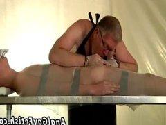 Gay hot vidz bear back  super men cum in Taped Down