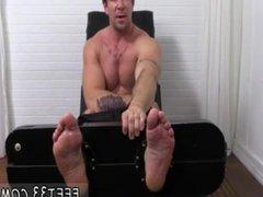 Foot fetish vidz gay twinks  super Trenton Ducati Bound