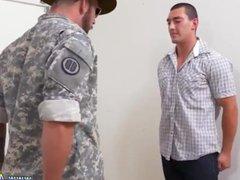 Porno army vidz men hot  super military gay kiss first