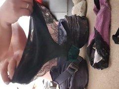 Wifes used vidz dirty panties