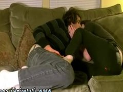 Gay black vidz men grinding  super and kissing Tristan