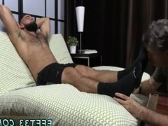 Male feet vidz fetish and  super dick guys cumming on