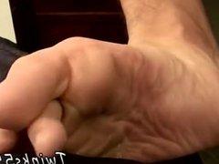 Gay men vidz having sex  super foot fetish and