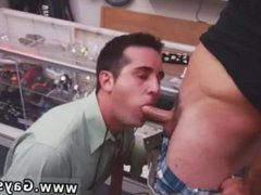 Straight gay vidz porn guy  super in thong and naked