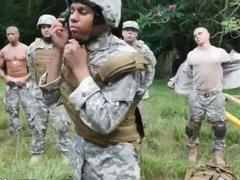 Gay boys vidz cum oral  super xxx Jungle drill fest