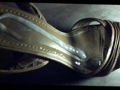 Huge cumshot vidz on friend  super heels shoes - a brazilian teen
