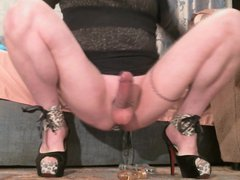 Hard Squirting vidz Clit Great  super Cumshot Spread Legs