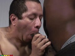 Bit chubby vidz latino amateur  super guy gets assfucked by black dudes
