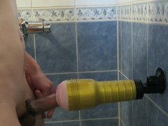 Fleshlight play vidz at shower